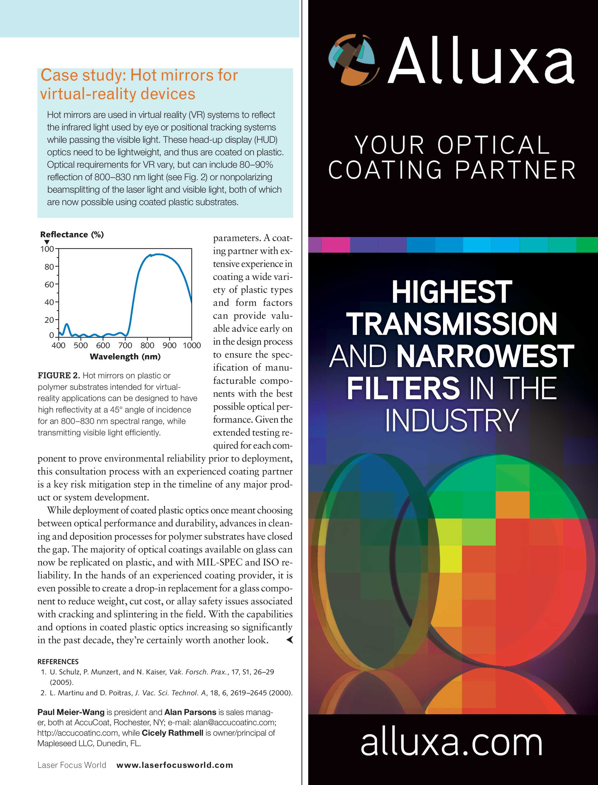 Laser Focus World - February 2017 - page 25