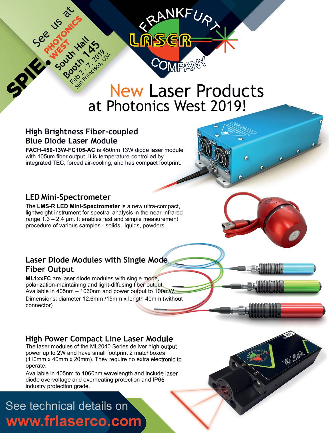 Laser Focus World - January 2019 - page 67